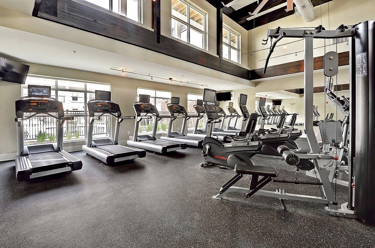 Alight Gym Space