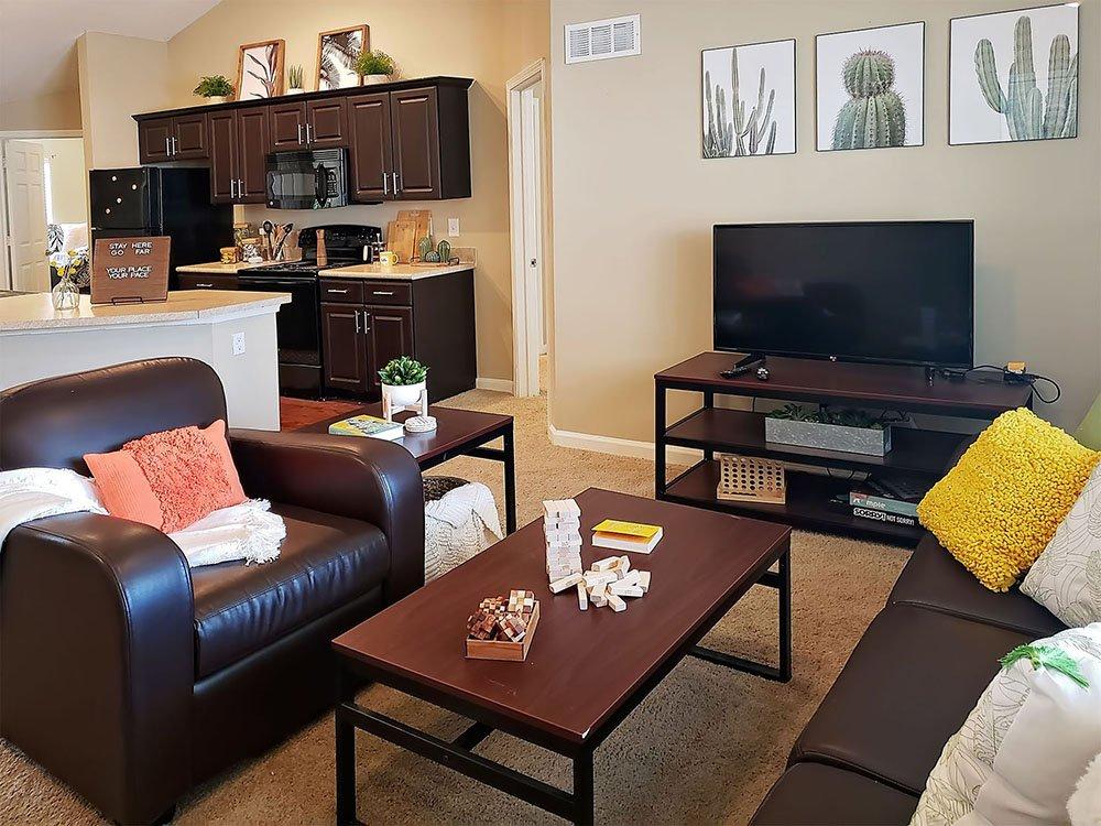 Living Room - Alight Baton Rouge